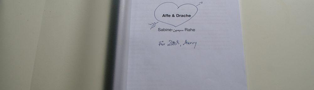"""Gedichte """"Affe & Drache"""" Für Dich Marvyn Behrbalk"""